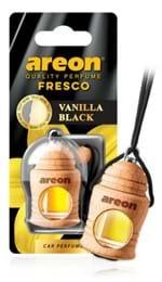 Aromatizante para Carros Areon Fresco Vanilla Black (baunilha) 967105