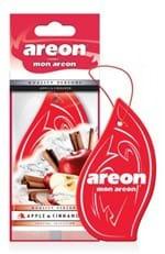 Aromatizante para Carros Mon Areon Apple & Cinnamon 955508