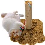 Arranhador para Gatos Pata Acessórios Caramelo