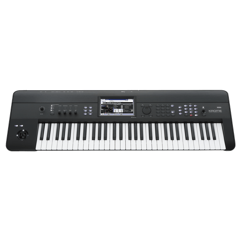 Arranjador Korg Workstation Krome 61