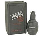 Arsenal Black Men de Guilles Cantuel Eau de Parfum 100 Ml