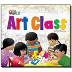 Art Class - Level 2 - Big Book - British English -