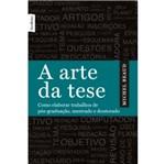 Arte da Tese, a - Best Bolso