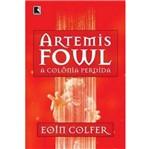 Artemis Fowl - a Colonia Perdida - Record