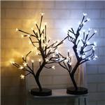 Árvore Cerejeira Led - Branco Quente - Bivolt