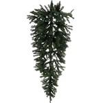 Árvore de Natal Invertida Verde 1,8 -Christmas Traditions