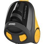 Aspirador de Pó Arno Cyclonic Force Preto - 1400W
