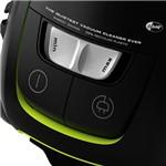 Aspirador de Pó Electrolux New Ultrasilencer Green Preto 1200W de Potência com Filtro HEPA Lavável que Filtra Até 99.5%