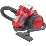 Aspirador de Pó Mondial Next HEPA 1800 com Filtro Vermelho e Grafite -1500W
