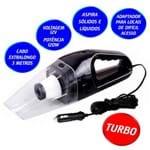 Aspirador de Pó Turbo 12V 120W Automotivo