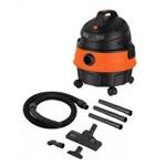 Aspirador e Soprador de Pó e Água 1200w - Bdap10 Black + Decker