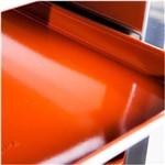 Assadeira Lisa de Alumínio 60cm X 70cm