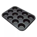 Assadeira Mini Cupcake 12 Cavidades