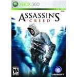 Assassin´S Creed (Manual em Portugues) Xbox 360