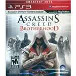 Assassin's Creed Brotherhood Greatest Hits - Ps3