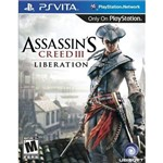 Assassins Creed Iii Liberation - PS Vita