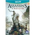 Assassins Creed Iii - Wii U