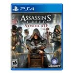 Assassins Creed Syndicate Signature BRA PS4-Ubisoft