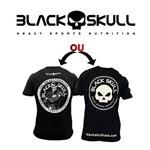 Camisa Camiseta Original Dri Fit Black Skull Bope Promoção