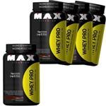 Atacado Revenda Whey Proten 1kg Max Titanium