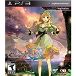 Atelier Ayesha The Alchemist Of Dusk Ps3