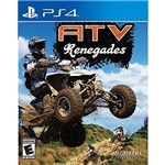 Atv Renegades - Ps4