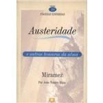 Austeridade -Vol.10 - (C. Pág. Esparsas)