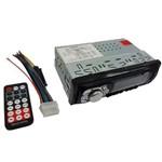 Auto Radio Mp3 Player Som Automotivo USB Sd Toca Fm KP-C12 KNUP