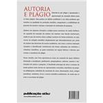 Autoria e Plágio: um Guia para Estudantes, Professores, Pesquisadores e Editores