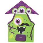 Avental e Bandana Monster Kids