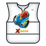 Avental Escolar X-Racing Tilibra