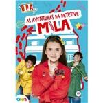 Aventuras da Detetiva Mila, as - Ciranda Cultural