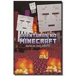 Aventuras no Minecraft: Batalha dos Ghasts