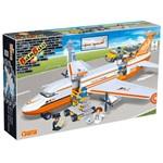 Avião de Carga 660 Peças - Banbao