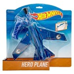Avião Estilingue Hero Plane Hot Wheels