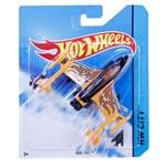 Avião Hot Wheels - Duel Tail - Mattel
