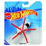 Avião Hot Wheels - Rocket Fyr-1 - Mattel