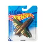 Avião Hot Wheels - Skybusters Strike Hawk - Mattel