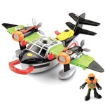 Avião Windscorpion - Imaginext Sky Racers - Fisher-price