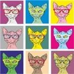 Azulejo Adesivo Cats AZ19025-c20