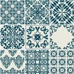 Azulejo Adesivo Português Elegante AZ19008-c20