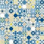 Azulejo Hidráulico Adesivo Patchwork Luxo AZ19006-c20