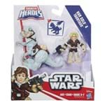 B2033 Starwars Playskool Han Solo Tauntaun