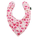 Babador Bandana Little Bird Pink Gumii