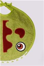 Babador Dinossauro Verde U
