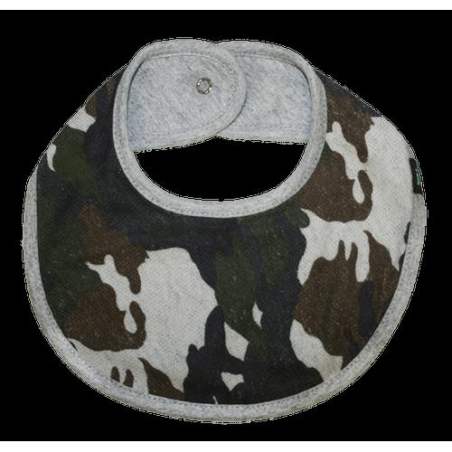 Babador Ovo Militar - Único