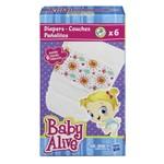 Baby Alive Refil Fraldas - A8582