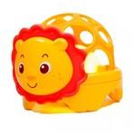 Baby Animal com Luz Leão Amarelo - Buba