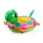 Baby Bote Inflável Tartaruga Brinquedo Piscina Intex