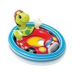 Baby Bote Inflável Tartaruga Intex